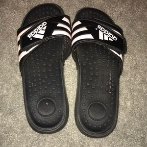 Foam adidas sandal